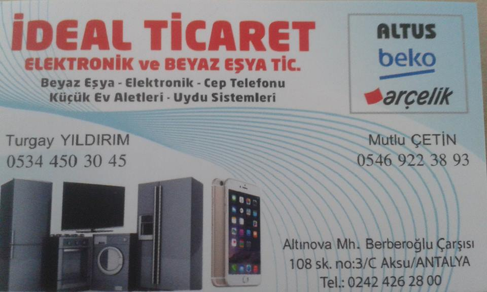 İDEAL TİCARET