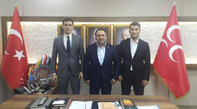 Antalya Ülkü Ocakları İl Başkanlığına Av. Yavuz Çağlar Atandı