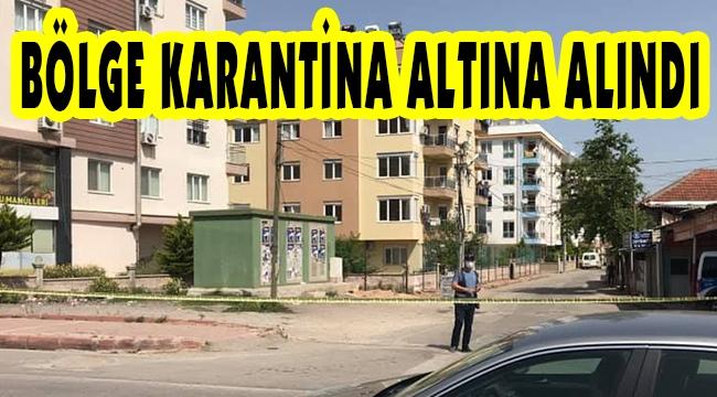ANTALYA'DA KORONAVİRÜS KARANTİNASI