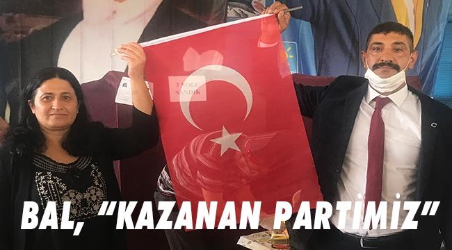 "BAL, ""KONGRENİN KAZANANI PARTİMİZ"""