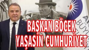 BAŞKAN BÖCEK,