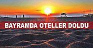 Bayramda Antalya'daki Oteller Yüzde 100 Doluluğa Ulaştı